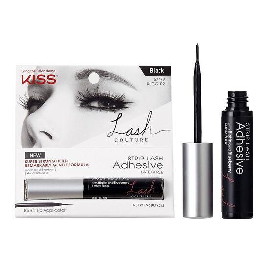 Kiss Lash Couture Strip Lash Adhesive - 02 Black