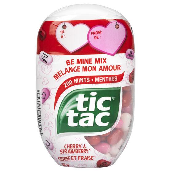 Tic Tac Be Mine Mix - 98g