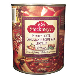 Stockmeyer Hearty Lentil - 796ml