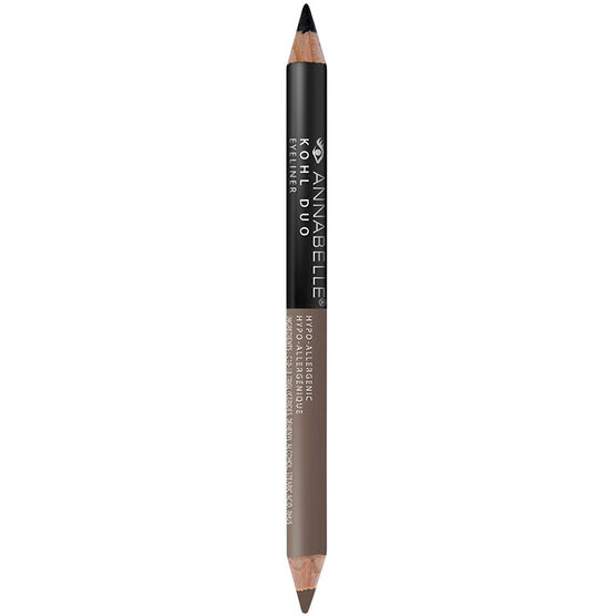 Annabelle Kohl Duo Eyeliner - Taupe
