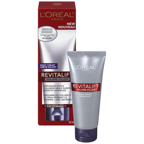 L'Oreal Revitalift Volume Filler Night Cream - 60ml