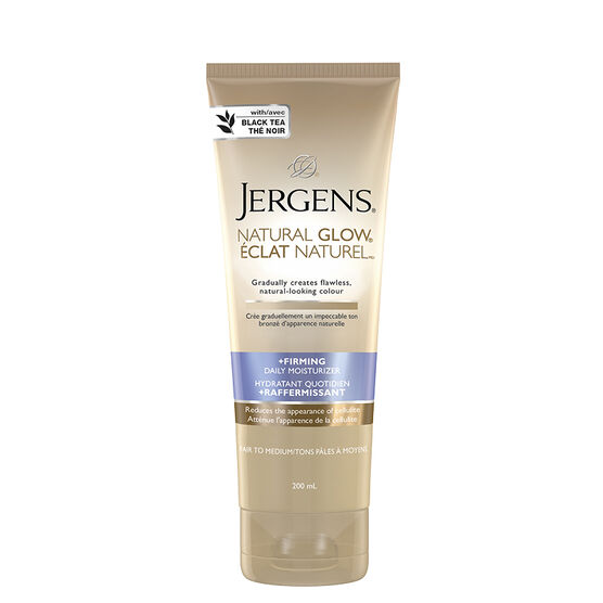 Jergens Natural Glow Daily Moisturizer - Medium Skin Tones - 200ml