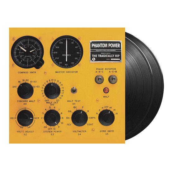 The Tragically Hip - Phantom Power - 2 LP Vinyl