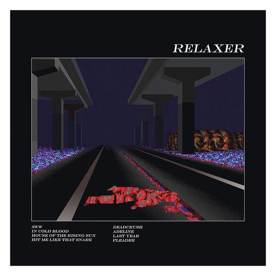 alt-J - Relaxer - CD