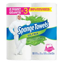 SpongeTowels Ultra - 2's