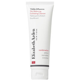 Elizabeth Arden Visible Difference Skin Balancing Exfoliating Cleanser - 125ml
