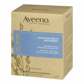 Aveeno Regular Bath Powder - 8 x 42g