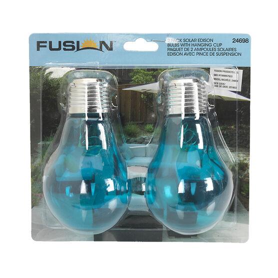 Fusion Solar Edison Bulbs - Assorted