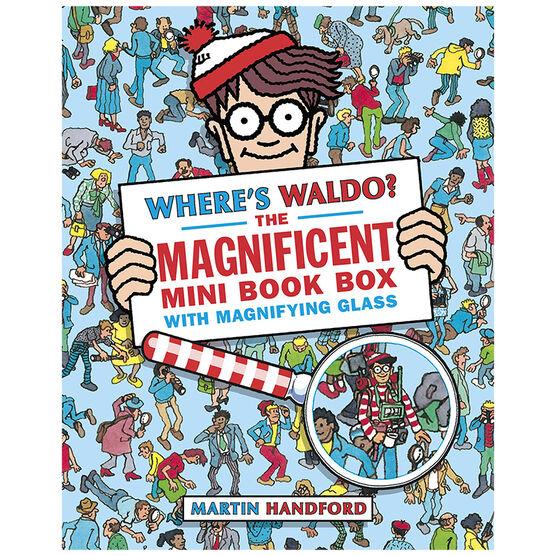 Where's Waldo Mini Boxed Set