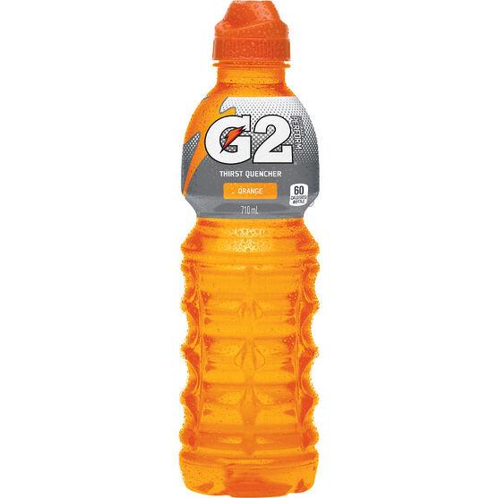 Gatorade G2 - Orange - 710ml