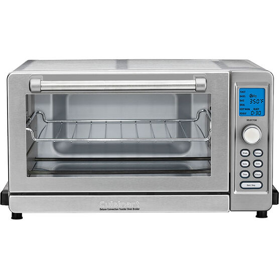 Cuisinart Deluxe Convection Toaster Oven - Brushed Stainless Steel - TOB-135C