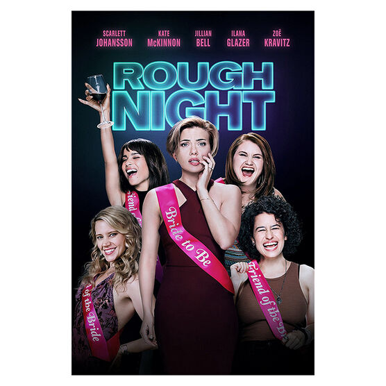Rough Night - Blu-ray