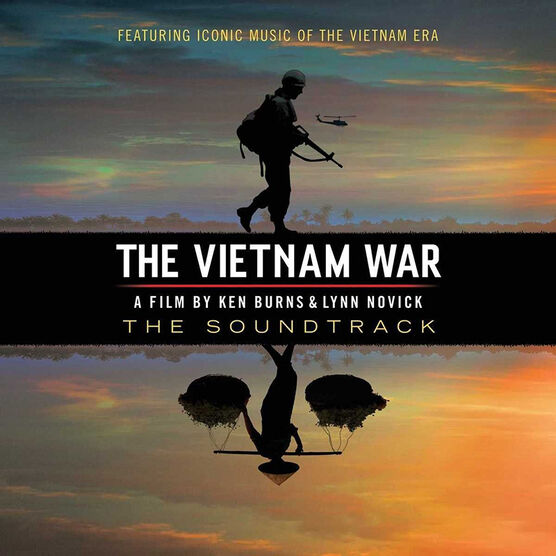 Soundtrack - The Vietnam War: A Film by Ken Burns and Lynn Novick - 2 CD