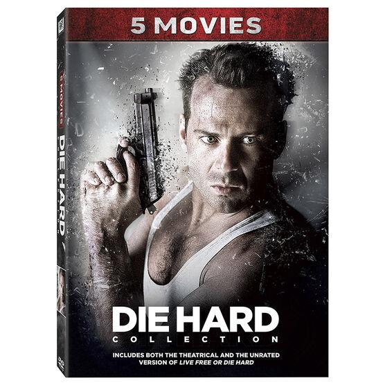 Die Hard Movie Collection - DVD