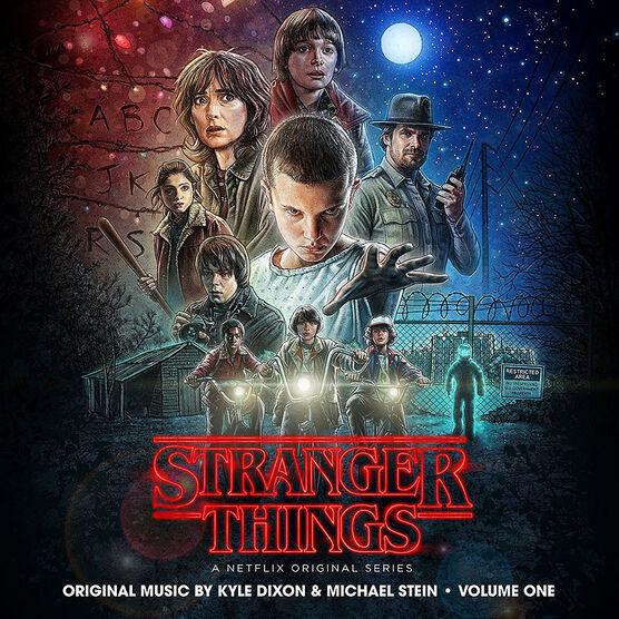 Soundtrack: Stranger Things Vol. 1 - Vinyl