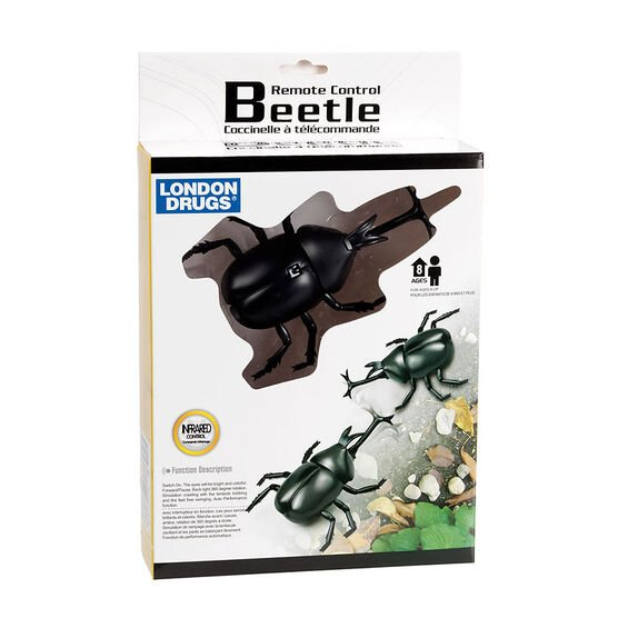 Remote Control Spider/Beetle