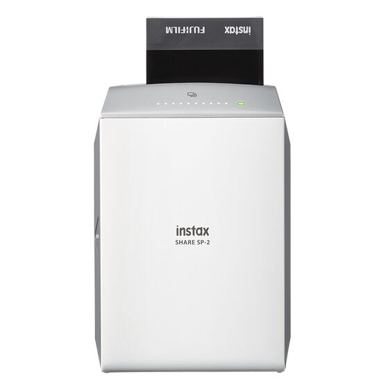 Fuji Instax SHARE SP-2 Printer - Silver - 600016185
