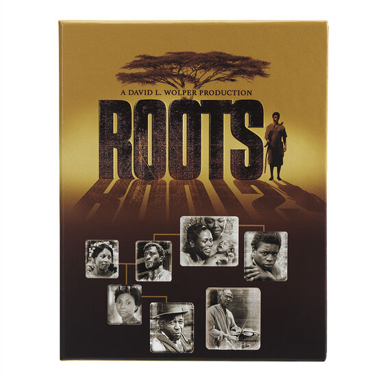 Roots - Blu-ray