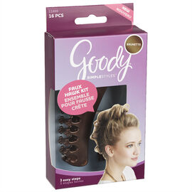 Goody SimpleStyles Faux Hawk Kit - Assorted - 11606