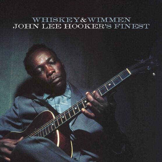 John Lee Hooker - Whiskey and Wimmen: John Lee Hooker's Finest - CD