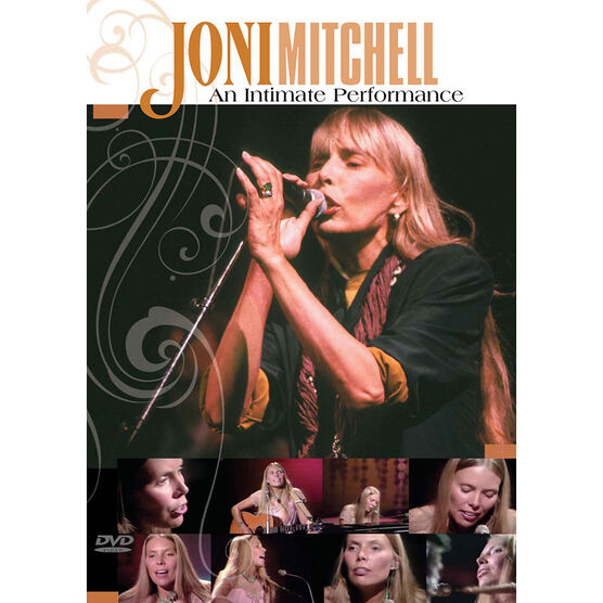 Joni Mitchell: An Intimate Performance - DVD