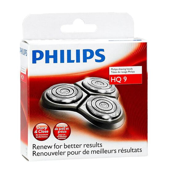 Philips 9000 Series Replacement Shaving Heads - HQ9/40