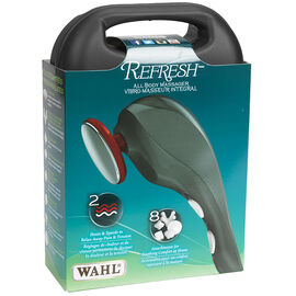 Wahl Heat Therapy Massager - Silver - 4189