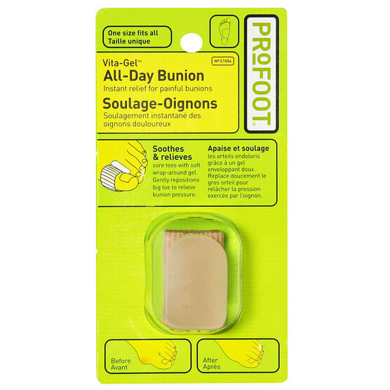 ProFoot Vita-Gel All Day Bunion
