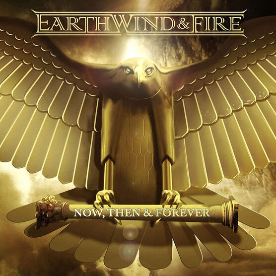 Earth, Wind and Fire - Now, Then and Forever - CD