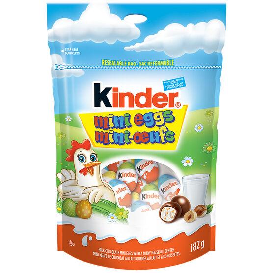 Kinder Mini Eggs - 182g