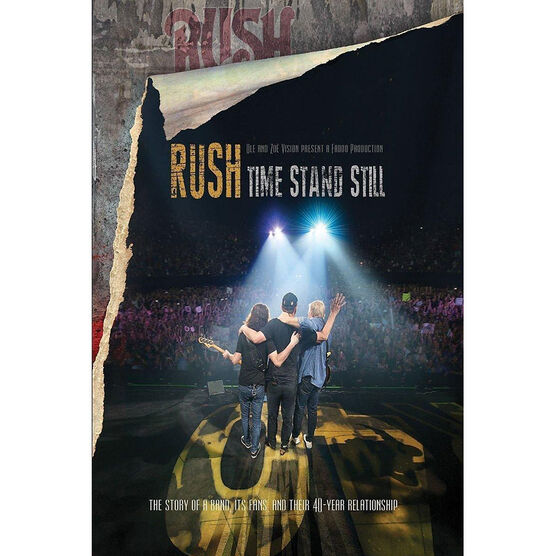 Rush - Time Stand Still - DVD
