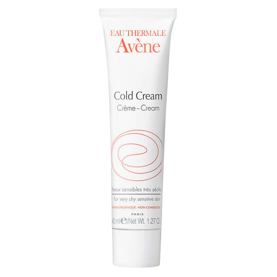 Avene Cold Cream for Very Dry Skin - 40ml