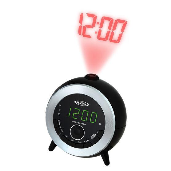 Jensen Projection Clock Radio - JCR225