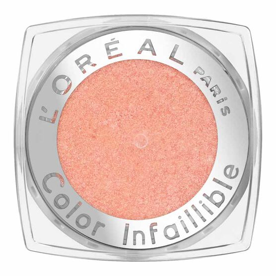 L'Oreal La Couleur Infallible Eyeshadow - Pepsy Coral