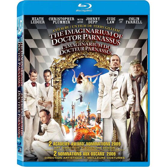 The Imaginarium Of Doctor Parnassus - Blu-ray