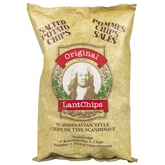 Lant Chips - Salted - 150g