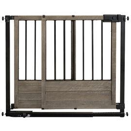 Summer Infant Rustic Home Sliding Barn Door Safety Gate - 27763