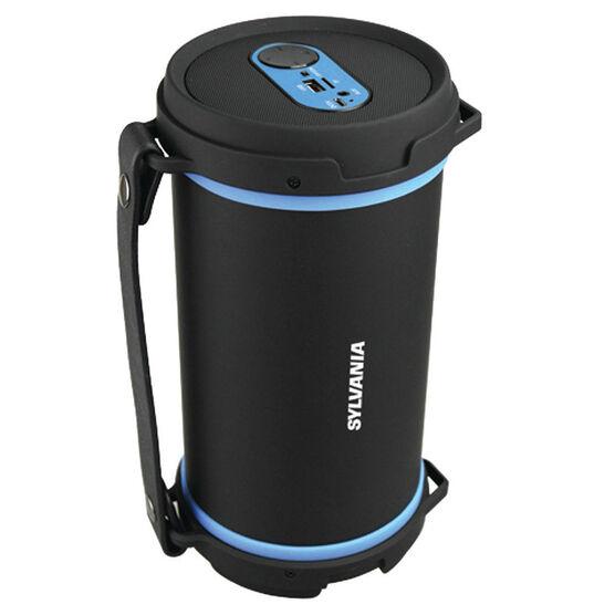 Sylvania Bluetooth Tube Speaker - Blue - SP807BLUE