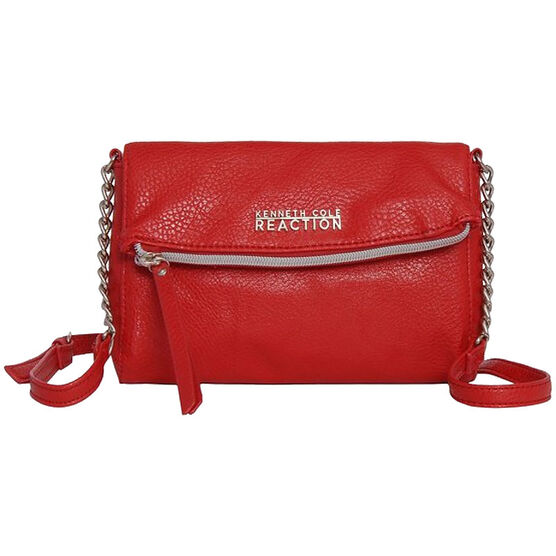Kenneth Cole Jazz Mini Crossbody - Red