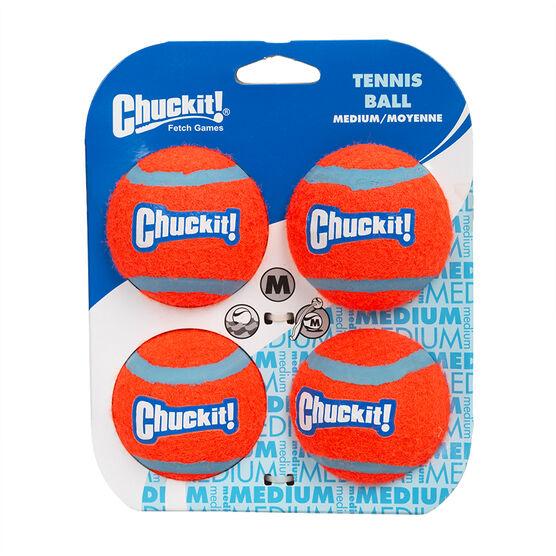 Chuckit Tennis Balls - 4 pack