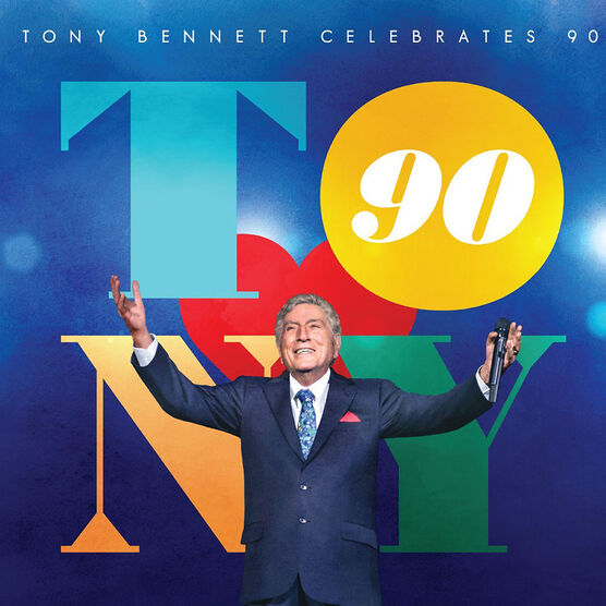 Tony Bennett Celebrates 90: The Best Is Yet To Come - CD