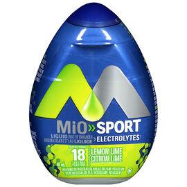 Mio Liquid Sport Water Enhancer - Lemon Lime - 48ml