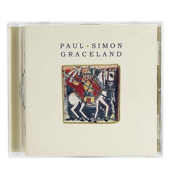 Paul Simon - Graceland - 25th Anniversary Edition - CD