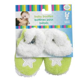 Honey Bunny Baby Coral Slippers - Assorted