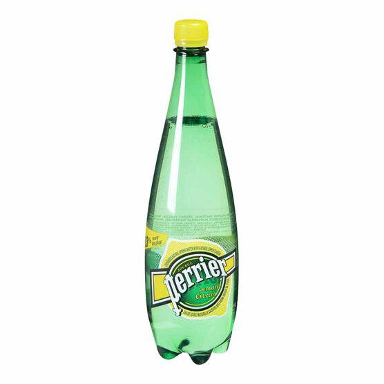 Perrier Mineral Water - Lemon - 1L
