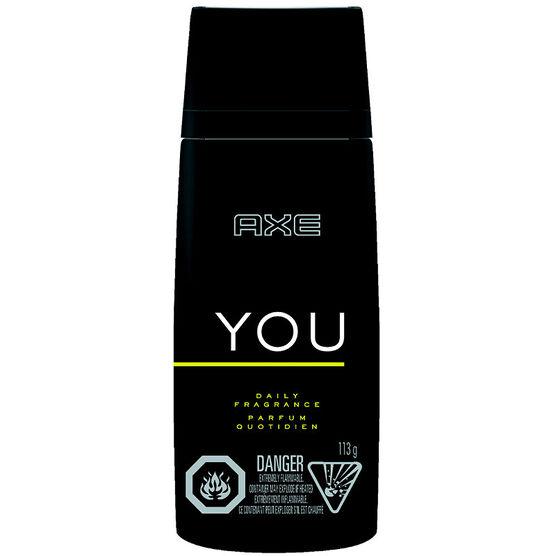Axe You Daily Fragrance - 113g