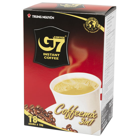 Trung Nguyen G7 Instant Coffee - 18's