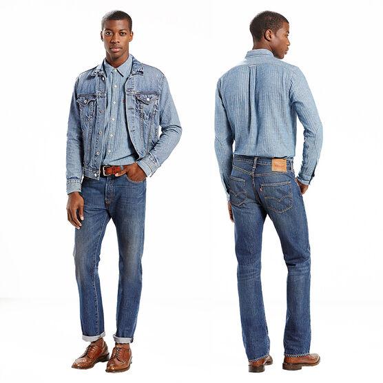 Levi's 501 Designer Jeans - Indigo LT