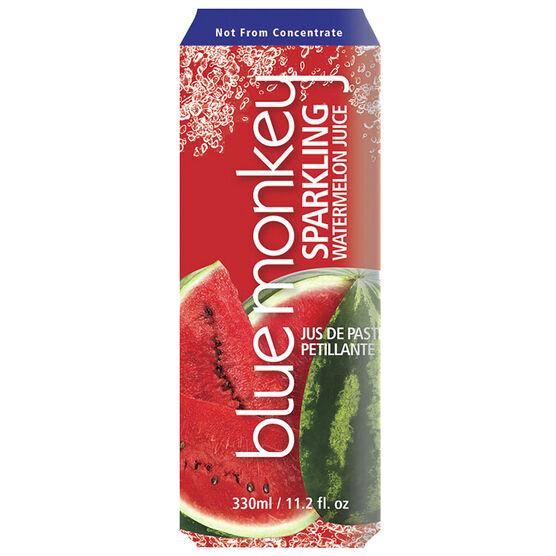 Blue Monkey Sparkling Watermelon Juice - 330ml