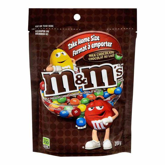 M&M's Milk Chocolate - 200g